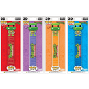 Teenage Mutant Ninja Turtles - 3D Bookmark Assort