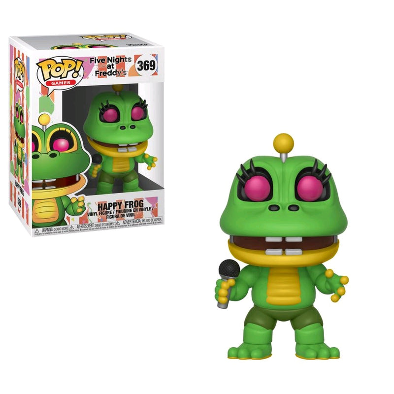 Five Nights at Freddy's: Pizza Sim - Happy Frog Pop! Vinyl