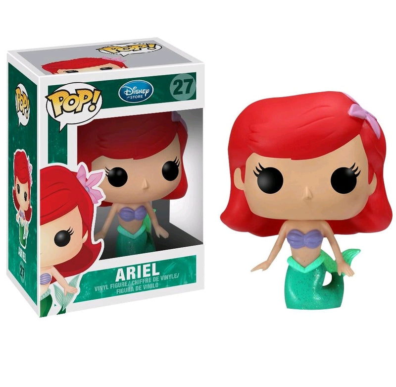 The Little Mermaid - Ariel (Mermaid) Pop! Vinyl