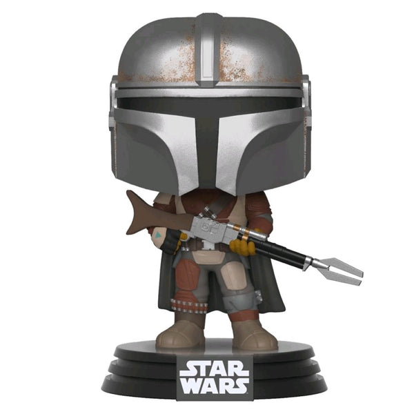 Star Wars: The Mandalorian - The Mandalorian Pop! Vinyl