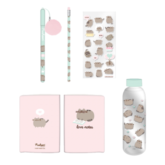 Simply Pusheen Stationery Set