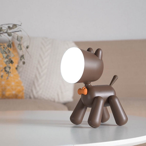 Waggy Puppy Lamp