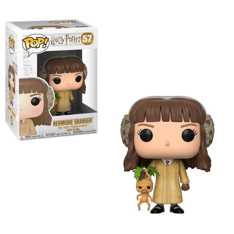 Harry Potter - Hermione Granger (Herbology) Pop! Vinyl