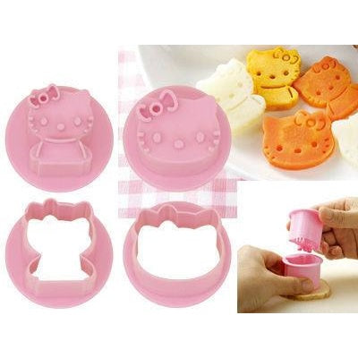 Hello Kitty Veggie Cutter
