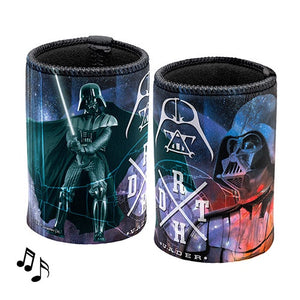 STAR WARS DARTH VADER MUSICAL CAN COOLER