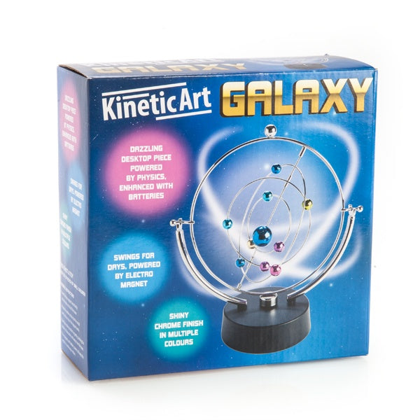 Kinetic Art Galaxy