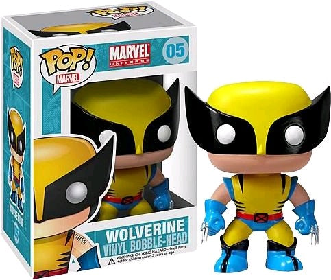 X-Men - Wolverine Pop! Vinyl