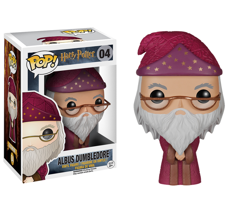 Harry Potter - Albus Dumbledore Pop! Vinyl