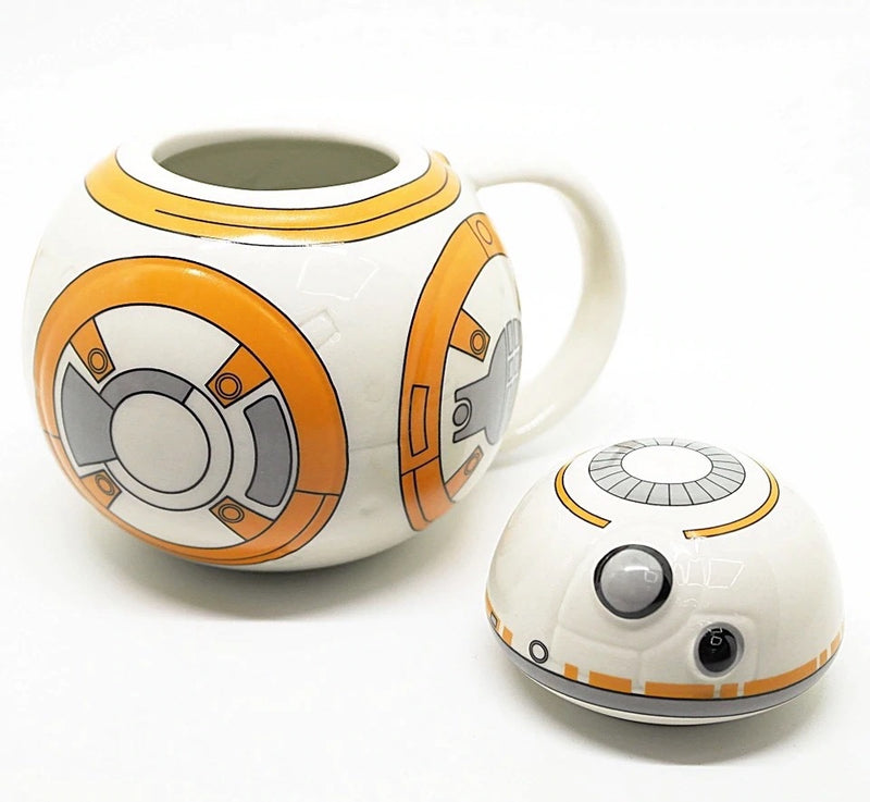 BB-8 Ceramic Mug w/Lid