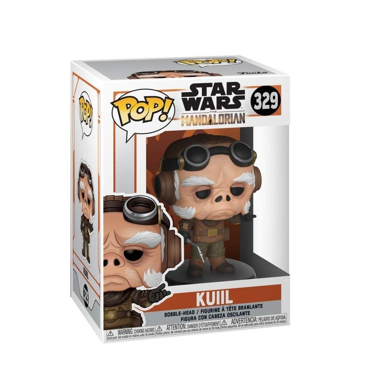 Star Wars: The Mandalorian - Kuiil Pop! Vinyl