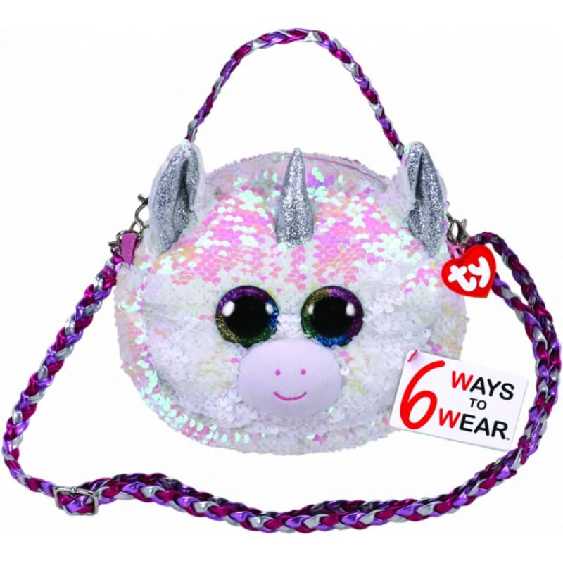 Ty Gear Sequins - Diamond Unicorn Purse