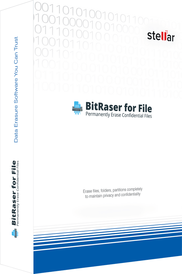 Stellar - BitRaser for File - Standard - 1 Year License