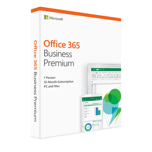 Microsoft Office 365 Business Premium 2019 1 User 1 Year - shop.remarkit