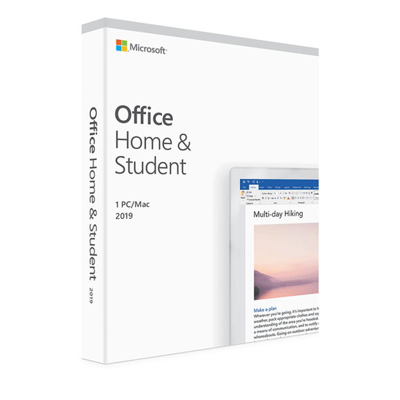 Microsoft Office Home & Student 2019 No Media - shop.remarkit