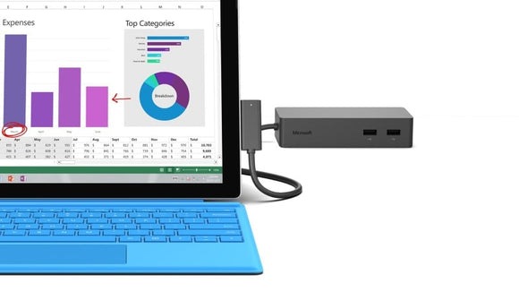 Microsoft - Surface Pro Dock - shop.remarkit