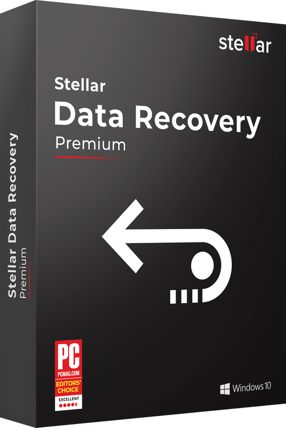 Stellar - Data Recovery Professional - Windows Lifetime License
