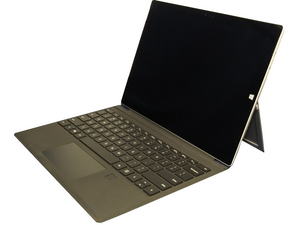 "Microsoft - Surface Pro 3 - i5 - 12"" Tablet (With Keyboard)"