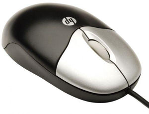 HP - Optical USB Scroll Mouse - shop.remarkit