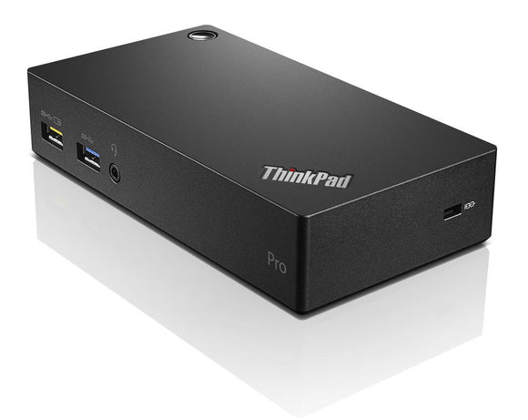 Lenovo - ThinkPad USB 3.0 Pro Dock