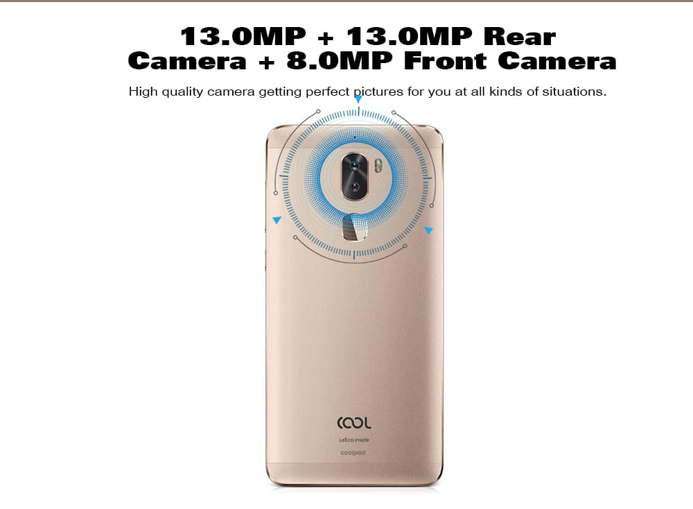 Coolpad Cool1 Dual ( C103 ) 4G Phable