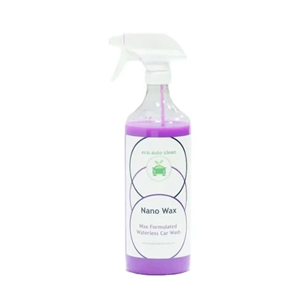 2 in 1 Nano Wash & Wax - 32 oz