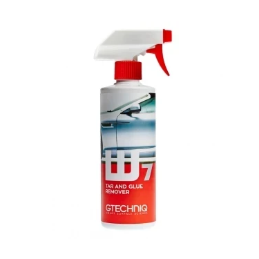W7 Tar and Glue Remover - 500 ml