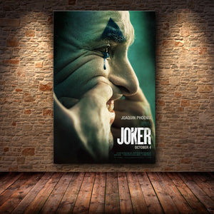 Posters do Filme Coringa (JOKER)