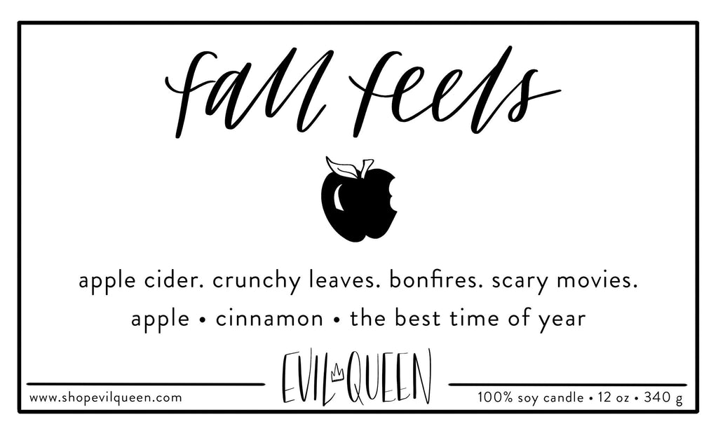 Fall Feels Soy Candle