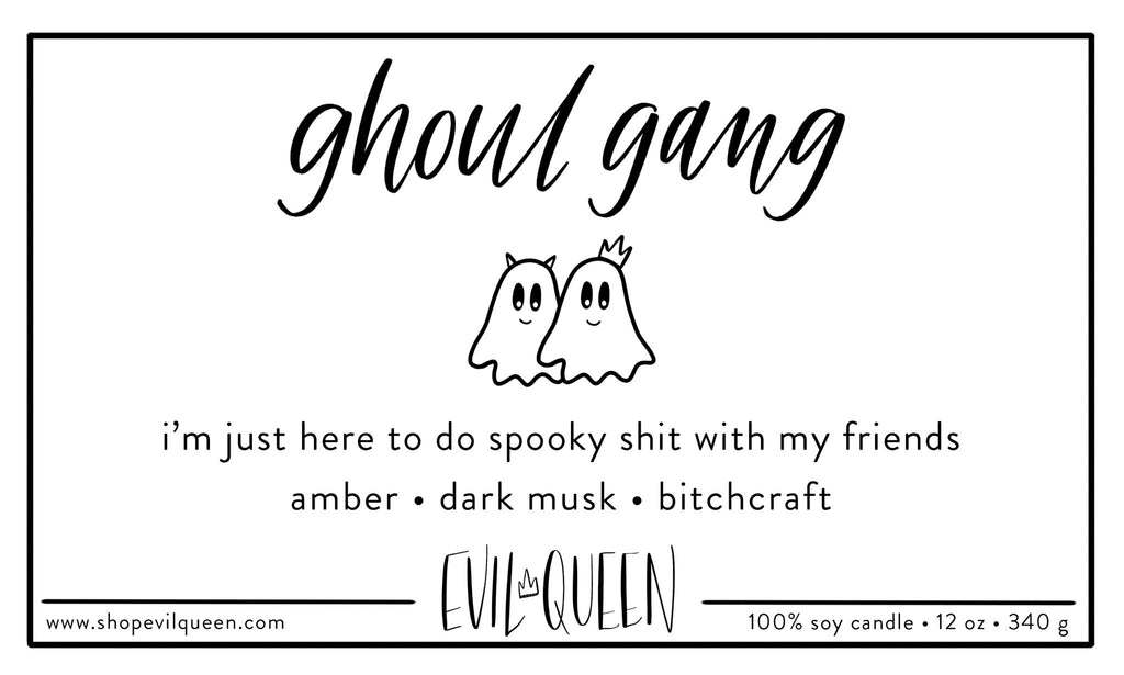 Ghoul Gang Soy Candle