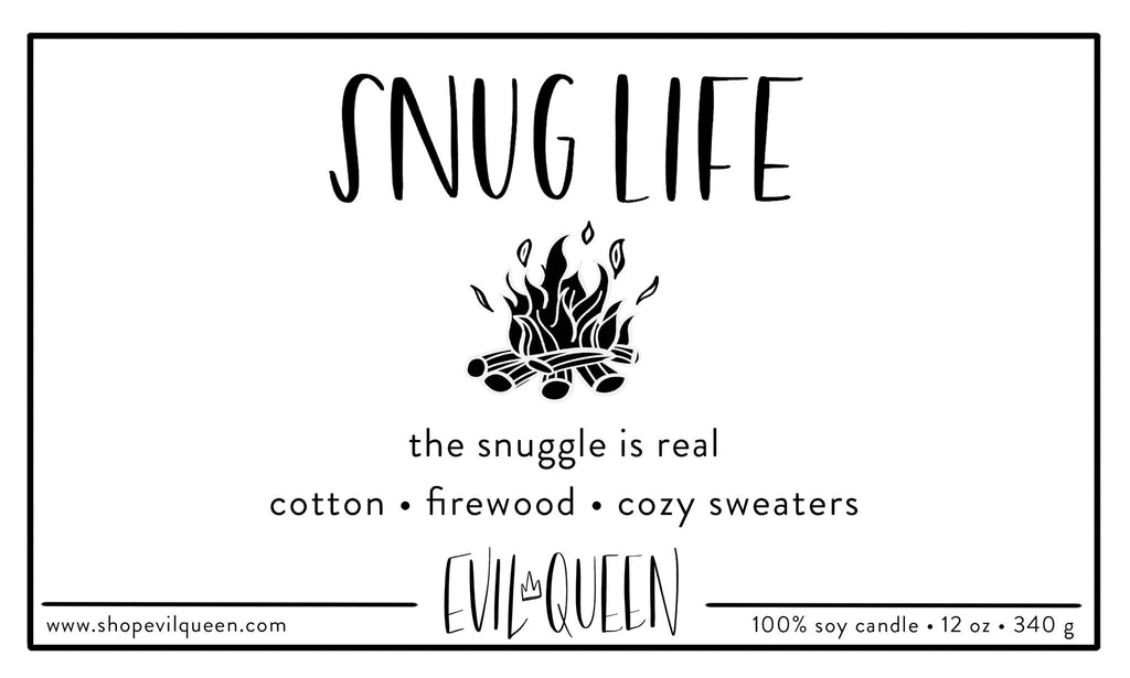 Snug Life Soy Candle
