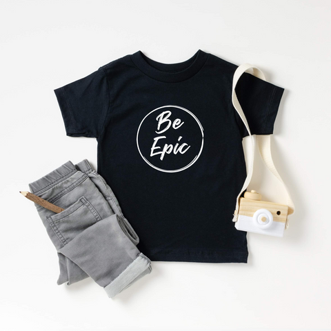 Be Epic Youth T-Shirt