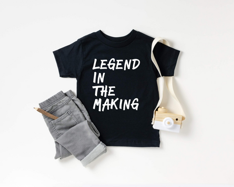 Legend In The Making Youth T-Shirt
