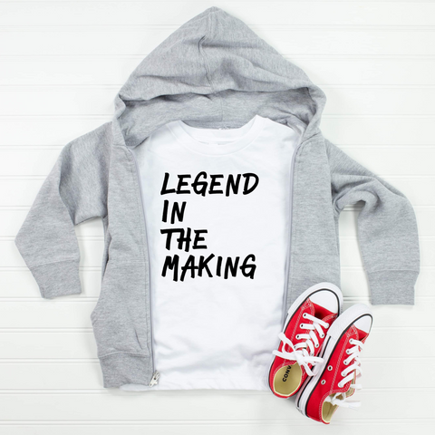 Legend In The Making Toddler Tee