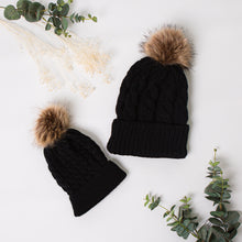 Load image into Gallery viewer, Mama and Mini Hats Black