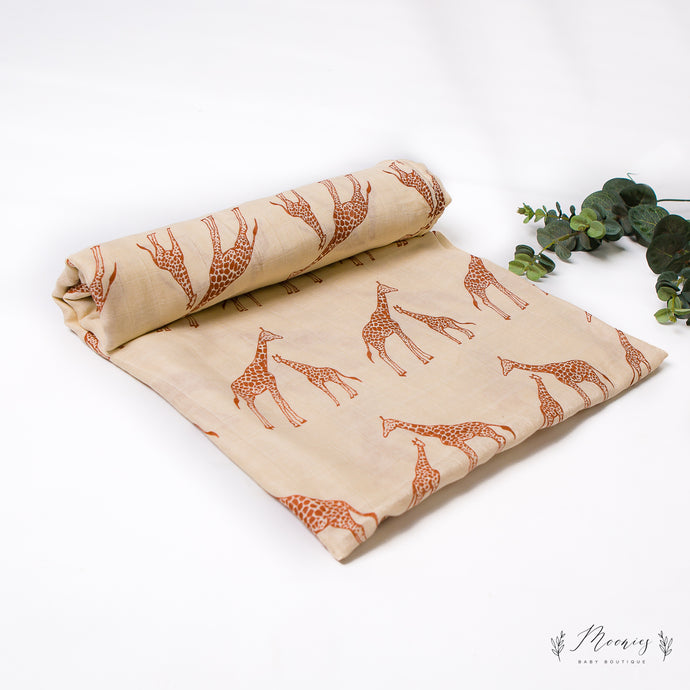 Safari Muslin Swaddle