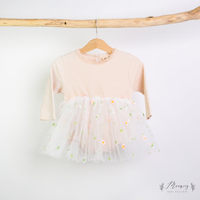 Spring Meadow Tulle Dress