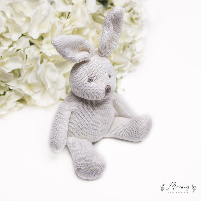 Knitted Binky Bunny