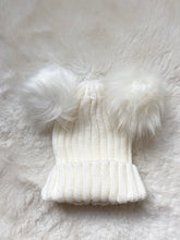Load image into Gallery viewer, Winter Warmer Hat White