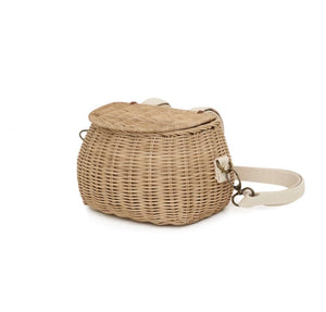 Mini Wicker Bag