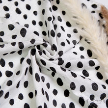 Load image into Gallery viewer, Dalmatian Muslin Swaddle