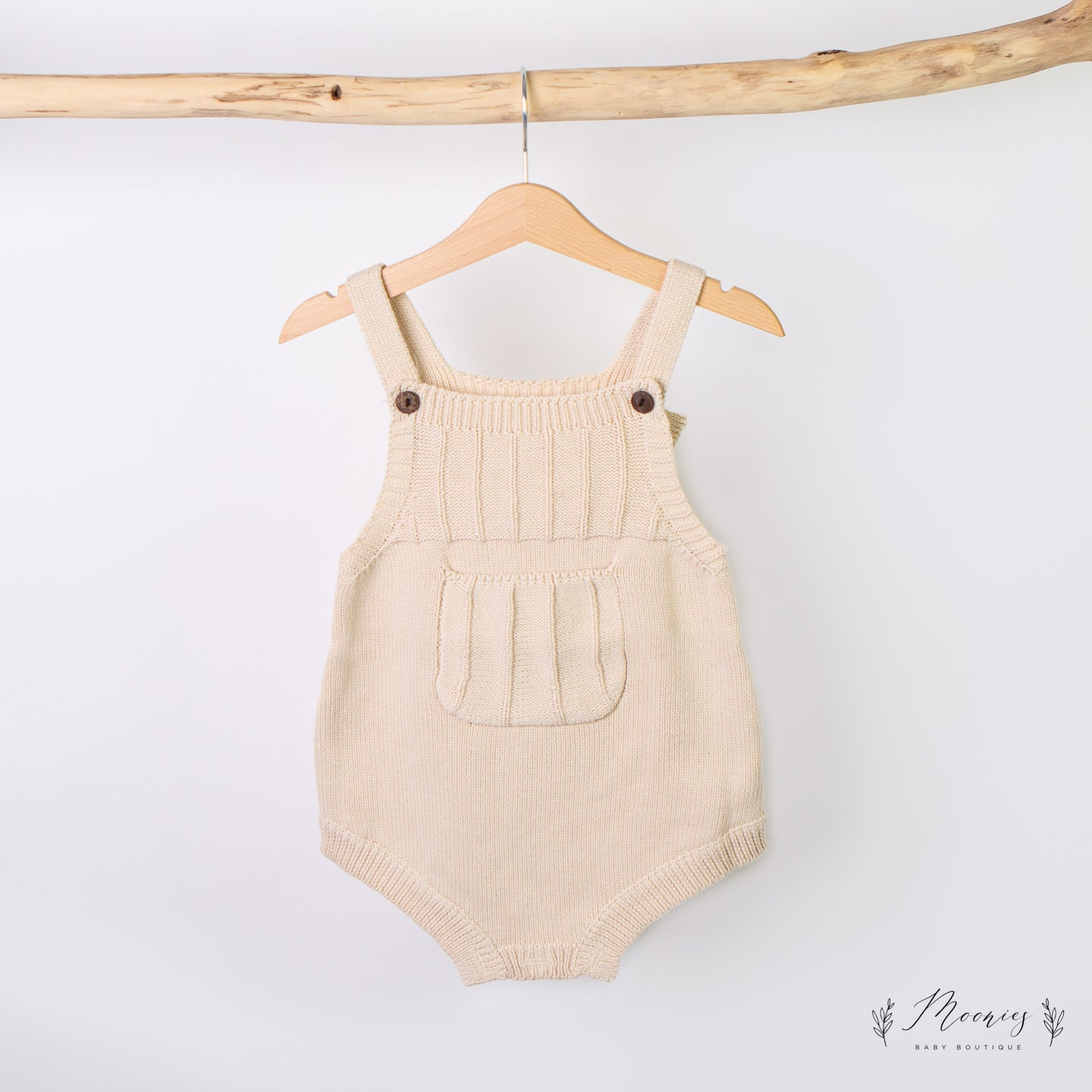 Billy Knitted Romper