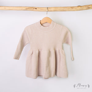 Cosy Knitted Dress