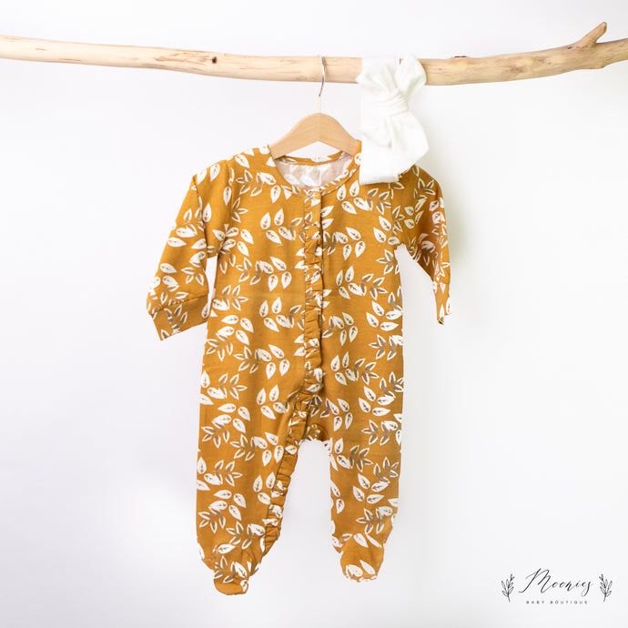 Fern Romper Set