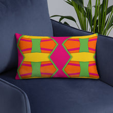Load image into Gallery viewer, Color Pattern Premium Pillow