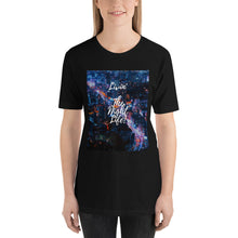 Load image into Gallery viewer, Living The Night Life Short-Sleeve Unisex T-Shirt