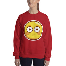 Load image into Gallery viewer, Flushed Face Unisex Sweatshirt