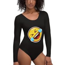 Load image into Gallery viewer, Rolling On The Floor Laughing Long Sleeve Bodysuit