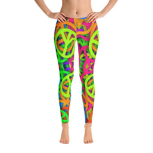 Load image into Gallery viewer, Peace Leggings