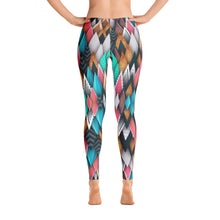 Load image into Gallery viewer, Abstract 2 Leggings