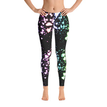 Load image into Gallery viewer, Multi Colored Heart Leggings